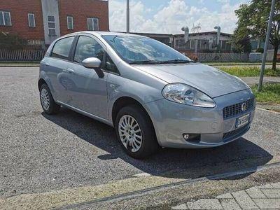 usata Fiat Grande Punto 1.4 5 porte Actual scadenza mitano 12/2021