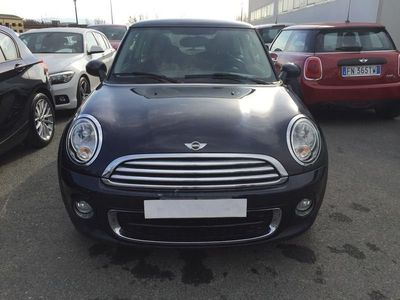 brugt Mini One D 2007 Diesel 1.6s/clima
