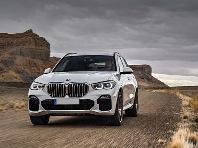 usata BMW X5 M50 d rif. 12757005