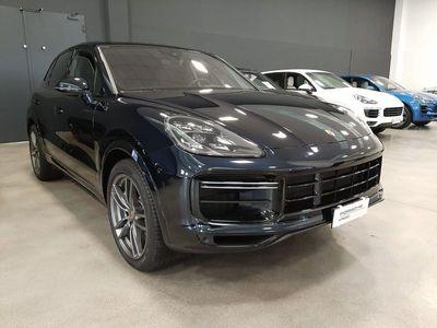 usata Porsche Cayenne Turbo