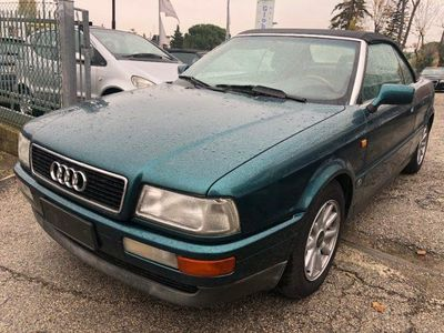 gebraucht Audi 80 Cabrio 2.0 E cat