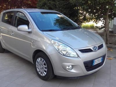 usata Hyundai i20 1.2 5p. Bluedrive Gpl Comfort Usato