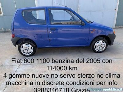 second-hand Fiat Seicento 1.1i cat active benzina