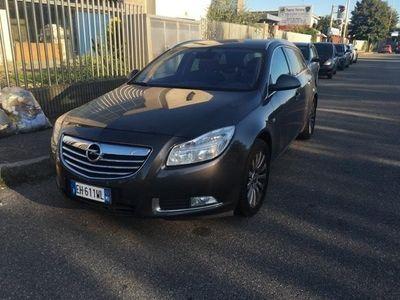 usata Opel Insignia 2.0 Automatica Navi Automatico Da Fare Usato