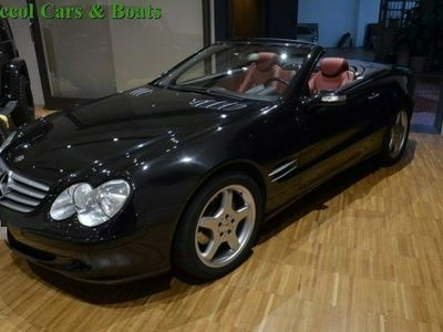 usata Mercedes SL350 cat*restyling my '05*amg*libretto service