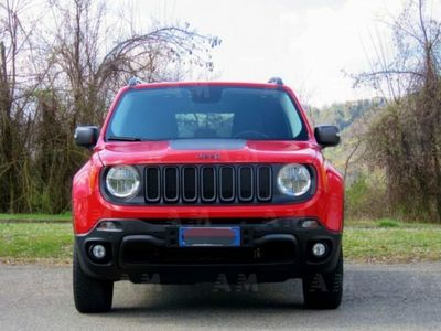 used Jeep Renegade 2.0 Mjt 170CV 4WD Active Drive Low Trailhawk usato