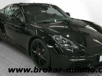 usado Porsche 718 Cayman2.0 300 cavalli cambio manuale