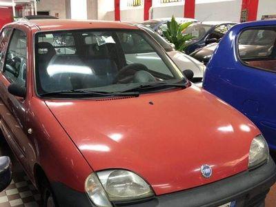 usata Fiat Seicento 1.1i cat Van