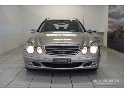 usado Mercedes E220 E 220 CDI cat ClassicCDI cat Classic
