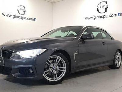 usata BMW 420 d Cabrio Msport