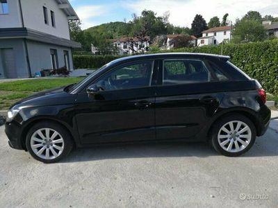 usata Audi A1 Sportback nera automatica
