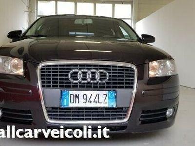 usata Audi A3 Sportback 2.0 TDI 170 CV F.AP.