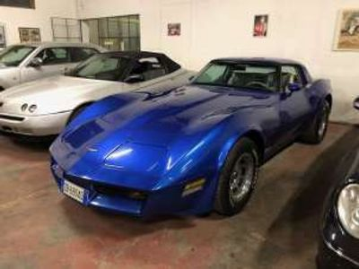 usata Corvette Stingray C3Benzina