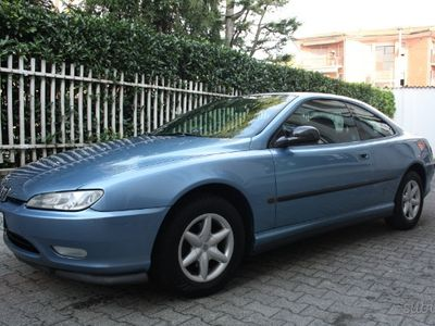 usado Peugeot 406 Coupe 2.0i 16V Premium- 1997
