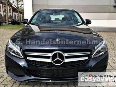 usado Mercedes C200 d S.W. Auto--Garanzia Ufficiale Mercedes-- rif. 11419796