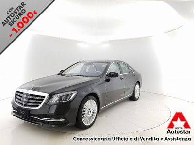 usata Mercedes S400 d 4Matic Premium Plus