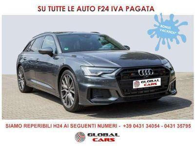 usata Audi S6 Avant 3.0 TDI quat tiptronic/Pack Tour/Panor/B&O