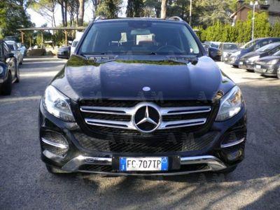 usata Mercedes E250 GLE suv d Executive usato