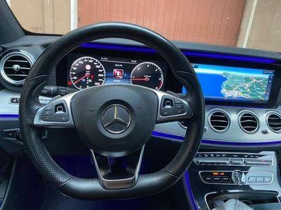 usata Mercedes E220 classAMG automatica