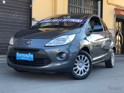 gebraucht Ford Ka 1,3mj 75cv titanium 09 super full