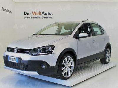 used VW Polo Cross 1.4 TDI BlueMotion Technology del 2015 usata a Pisa