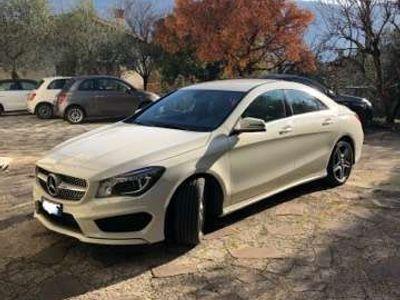 usata Mercedes CLA250 Premium allestimento AMG