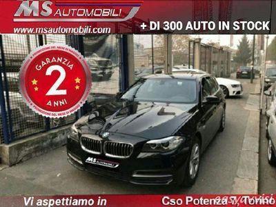 used BMW 520 d Touring Luxury Navigatore Auto Unicopr