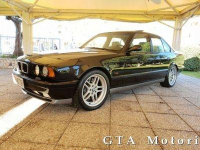 usata BMW M5 3.8 cat evolution ottimo stato book originale