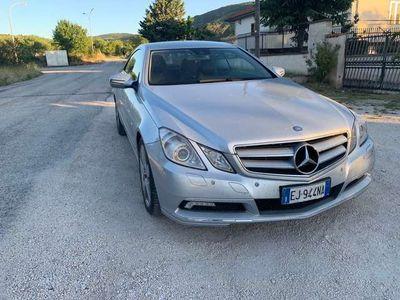 usata Mercedes E250 CDI Coupé BlueEFFICIENCY Avantgard