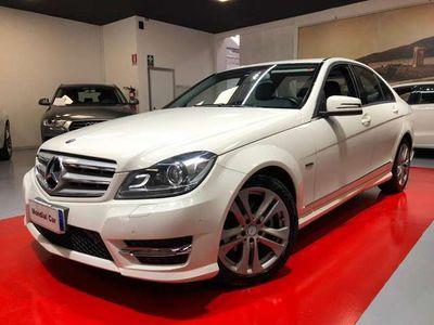 usata Mercedes C250 CDI 4Matic BlueEFFICIENCY PREMIUM 204CV 2012