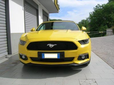 brugt Ford Mustang Mustang Convertible 2.3 EcoBoost aut.Pack