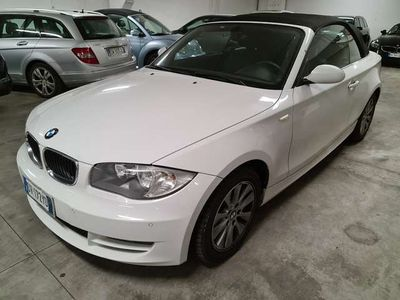 usata BMW 118 Cabriolet Serie 1 Cabrio(E88) Eletta