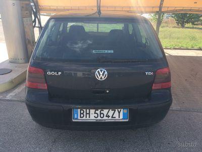 usata VW Golf IV Golf 1.9 TDI/101 CV cat 3 porte
