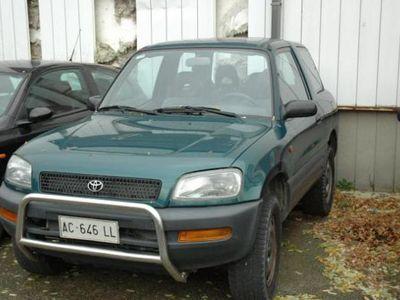 usata Toyota RAV4 rav4 16v 3benzina suv verde
