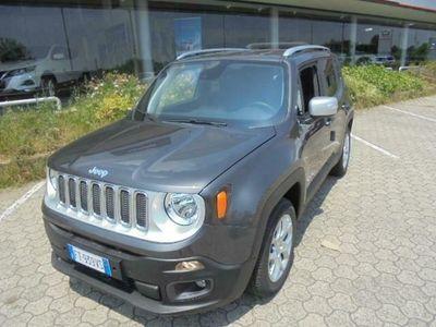 usata Jeep Renegade 1.6 Mjt 120 CV Limited KM0