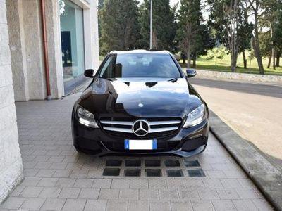 usata Mercedes C180 d Automatic Executive NAVIGATORE SATELLITARE