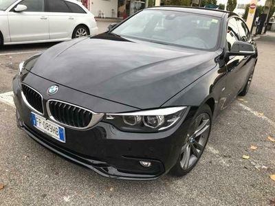 usata BMW 420 Gran Coupé Serie 4 G.C. (F36) Sport