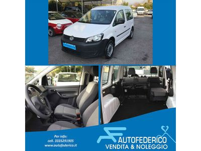 usata VW Caddy 1.6 TDI 102 CV 5p. Comfortline