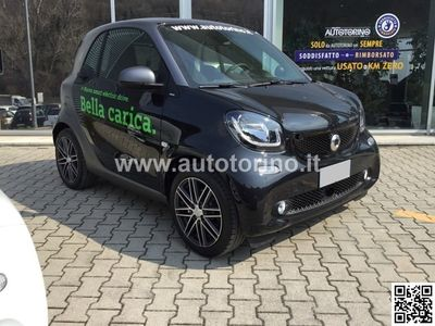 usata Smart ForTwo Electric Drive FORTWO Passion