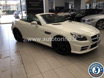 usata Mercedes SLK250 CLASSE SLKcdi (BE) Premium