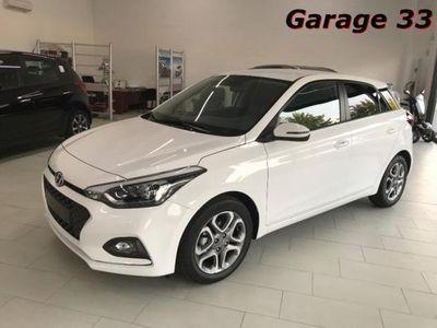 brugt Hyundai i20 MODELLO 2019 ADVANCED 1.2 5 porte rif. 10128194