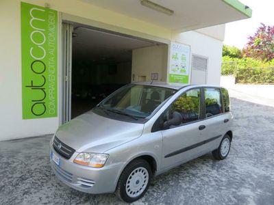 usata Fiat Multipla 1.6 16V Natural Power Active UNICO PROPRIETARIO