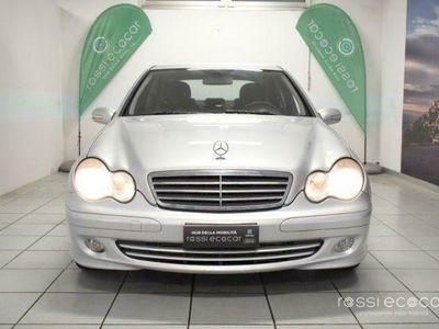 usata Mercedes C200 CDI cat Classic