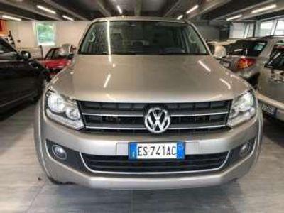 usata VW Amarok 2.0 bitdi 180 cv 4motion permanente auto diesel