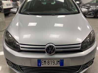 usata VW Golf VI Golf 2.0 TDI 140CV DPF 4m. 5p. Highline