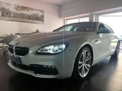 usata BMW 640 Serie 6 G.C. (F06) xDrive Gran Coupé Luxury Diesel
