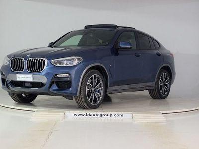 usado BMW X4 (G02) xDrive25d Msport-X