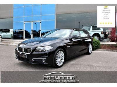 usata BMW 525 d xdrive autom touring luxury e6 *tagliandata *