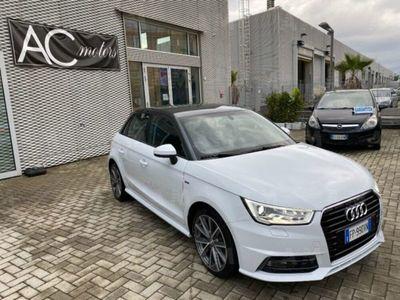 usata Audi A1 Sportback 1.4 TDI S tronic usato