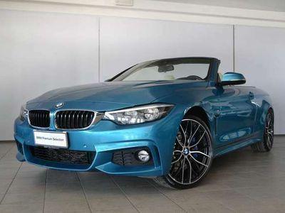usata BMW 435 Serie 4 Cabrio d Msport xDrive Steptronic